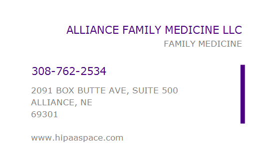 Alliance Family Medicine