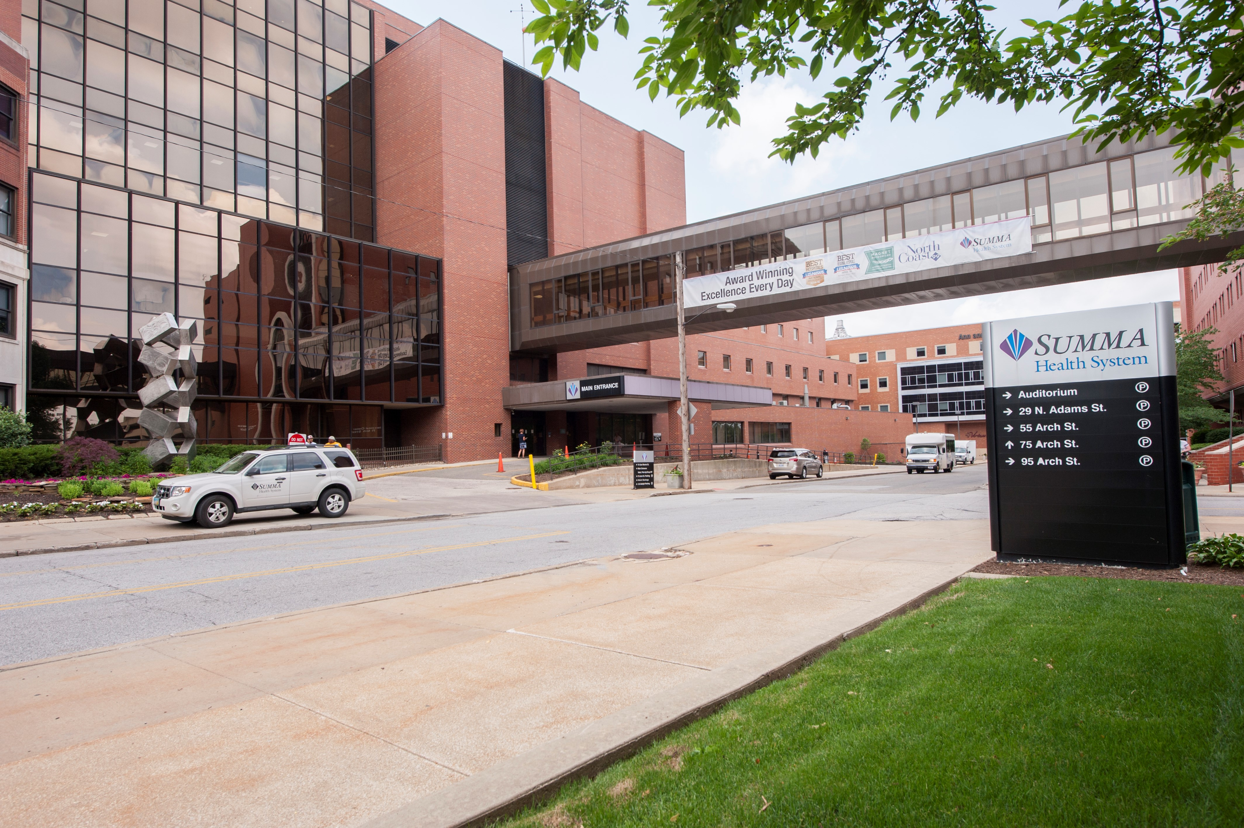 Breast Center at Summa Health System Akron Campus