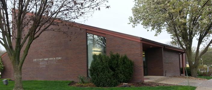 Gage County Medical Clinic - EWM