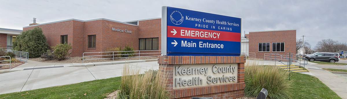 Kearney County Health Services - EWM