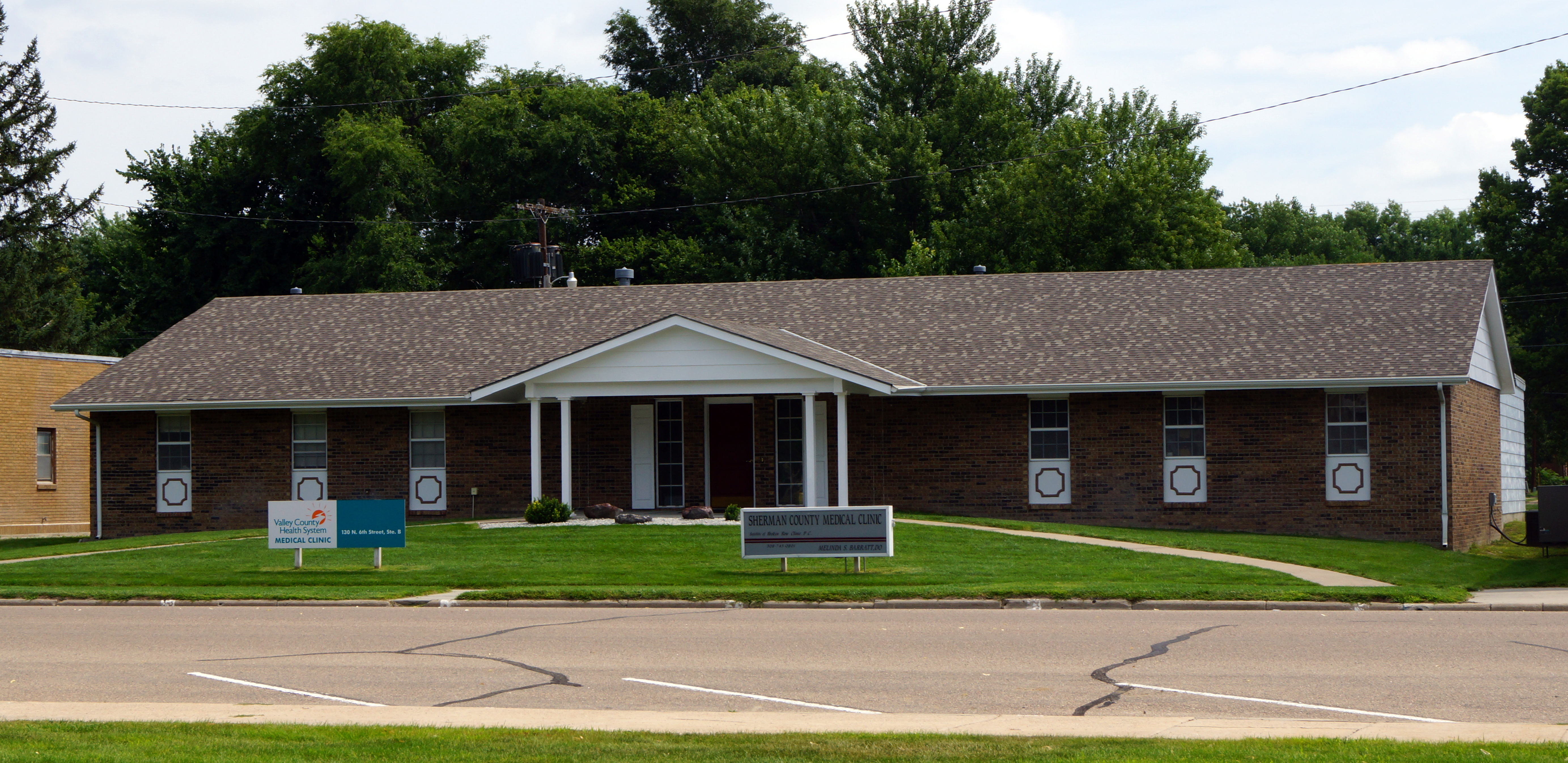 Sherman County Medical Clinic - EWM