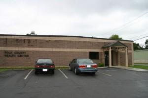 NW Georgia Health District- Polk County Health Department