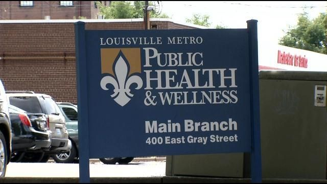 Louisville Metro Department of Public Health and Wellness