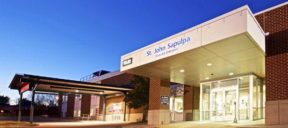 St. John Sapulpa (Screening mammograms only)