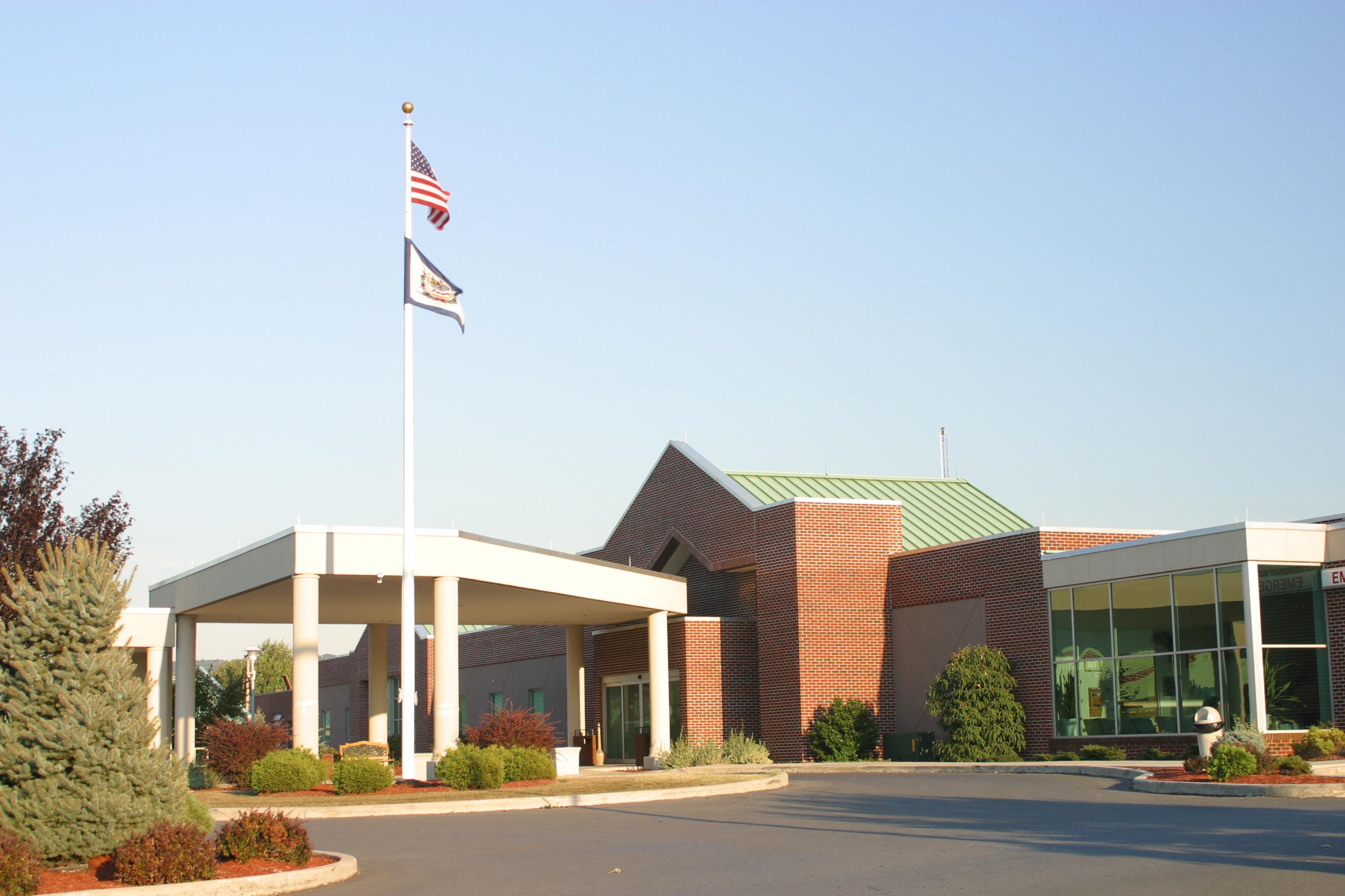 Grant Memorial Hospital