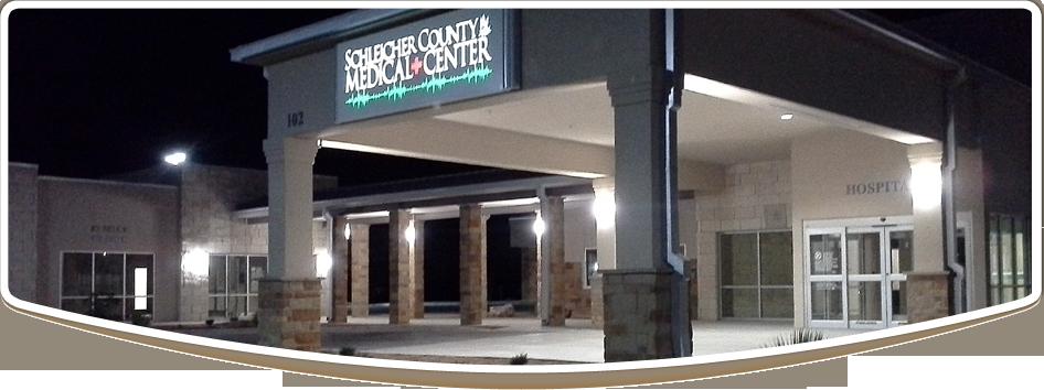 Schleicher County Medical Center (SCMC)