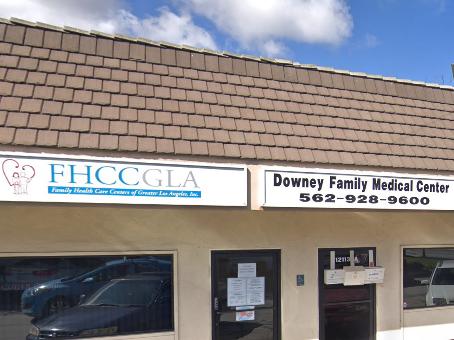 Downey Family Medical Center - EWC