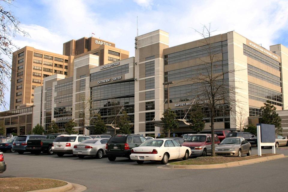 Baptist Health Medical Center Little Rock