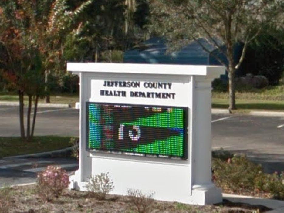 Florida Department of Health in Jefferson